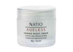 Natio Ageless Firming Night Cream Review