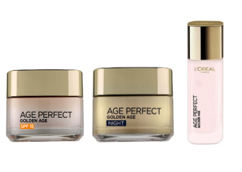 L'Oreal Paris Age Perfect Golden Age Regime Reviews
