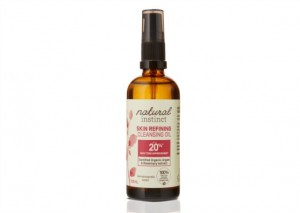 Natural Instinct Skin Refining Cleansing Oil Reviews