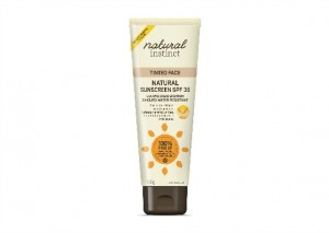 Natural Instinct Tinted Face Natural Sunscreen SPF30+ Reviews