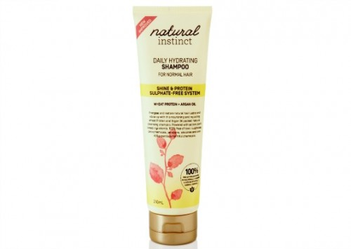 Natural Instinct Daily Hydrating Shampoo Reviews