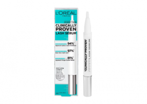 L'Oreal Paris Clinically Proven Lash Serum Reviews