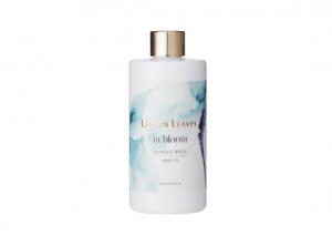 Linden Leaves Aqua Lily Bubble Bath Review