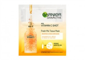 Garnier Fresh Mix Tissue Mask Vitamin C Reviews
