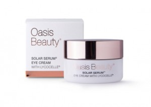 Oasis Beauty Solar Serum® Eye Cream with Lycocelle® Review