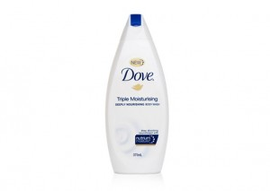 DOVE Triple Moisturizing Deeply Nourishing Body Wash Review