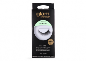 Glam by Manicare Evie Lash Review