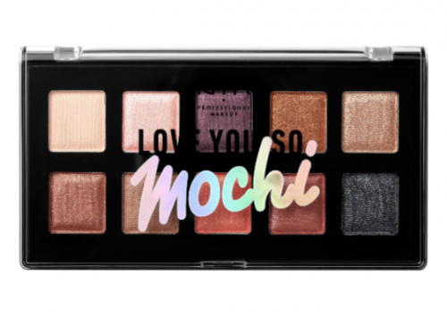 NYX Professional Makeup Love You So Mochi Review