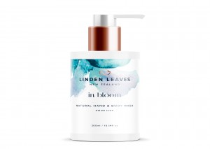 Linden Leaves In Bloom Aqua Lily Hand and Body Wash Review