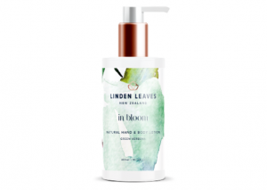 Linden Leaves In Bloom Green Verbena Hand and Body Lotion Review