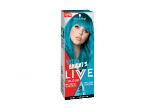 Schwarzkopf LIVE Colour Turquoise Temptation Review