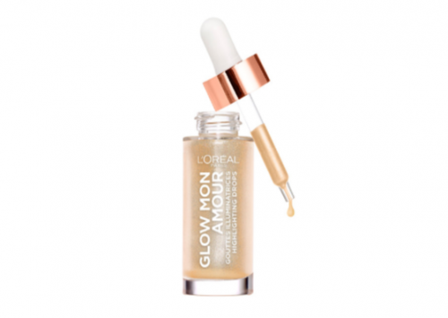 L'Oreal Paris Wake Up and Glow Mon Amour Highlighting Drops Review