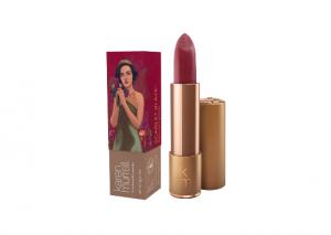 Karen Murrell Lipstick Scarlet Blaze Review