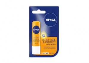 NIVEA Lip Care Ultra Care & Protect SPF30 Review