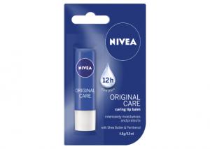 NIVEA Lip Care Original Care Review