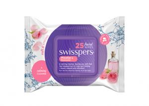 Swisspers Micellar & Rosewater Wipes Reviews