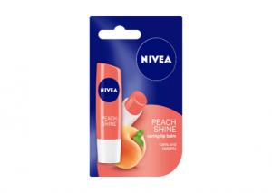 NIVEA Lip Care Peach Shine Reviews