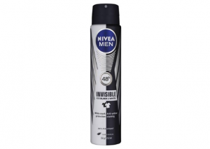 NIVEA MEN Invisible Black & White Power Aerosol Reviews