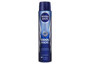 NIVEA MEN Cool Kick Aerosol Reviews