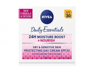 NIVEA Daily Essentials Rich Moisturising Day Cream Reviews