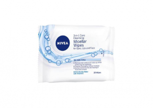 NIVEA 3-in-1 Caring Micellar Cleansing Wipes Reviews