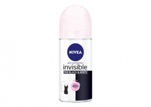 NIVEA Black & White Invisible Clear Roll-On Reviews