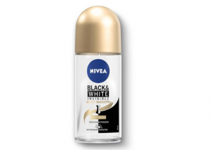 NIVEA Black & White Invisible Silky Smooth Roll-On