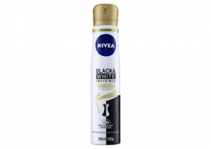 NIVEA Black & White Invisible Silky Smooth Aerosol 250ml