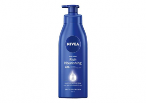 NIVEA Rich Nourishing Body Lotion Reviews