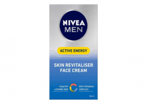 NIVEA MEN Active Energy Skin Revitatliser Face Cream Reviews