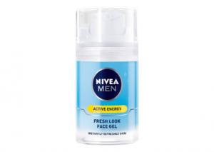 NIVEA MEN Active Energy Fresh Look Face Gel Reviews