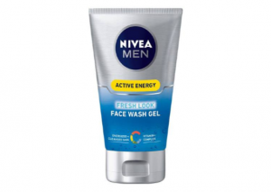 NIVEA MEN Active Energy Face Wash Gel Reviews