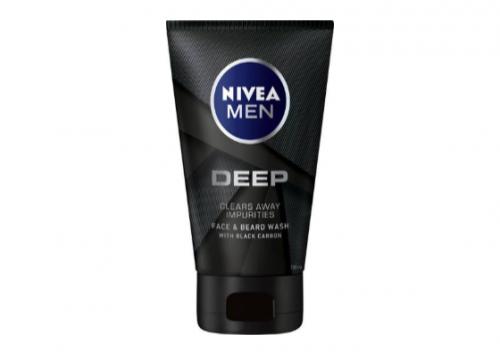 NIVEA MEN DEEP Face & Beard Wash Reviews