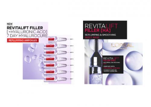 L'Oreal Paris Revitalift Filler Treatment Duo Reviews