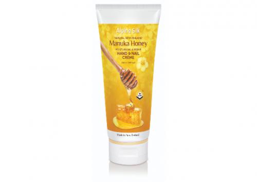Alpine Silk Manuka Honey Moisturising & Repair Hand & Nail Crème Reviews