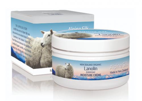 Alpine Silk Lanolin Everyday Moisture Crème Reviews