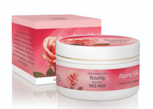 Alpine Silk Rosehip Recovery Face Mask Reviews