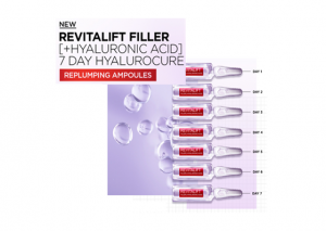 L'Oreal Paris Revitalift Filler Anti-Ageing Ampoules Reviews