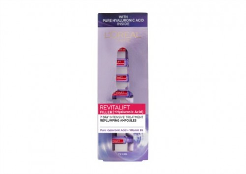 L'Oreal Paris Revitalift Filler Anti-Ageing Ampoules Reviews