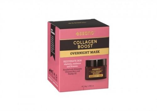 essano Collagen Boost Overnight Mask Reviews