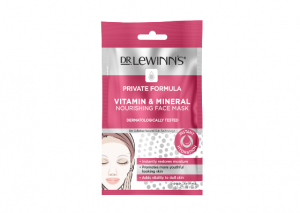 Dr. LeWinn's Private Formula Vitamin & Mineral Nourishing Face Mask