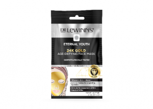 Dr. LeWinn's Eternal Youth 24k Gold Age-Defying Face Mask