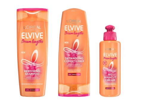 L'Oreal Paris ELVIVE Dream Lengths Regime