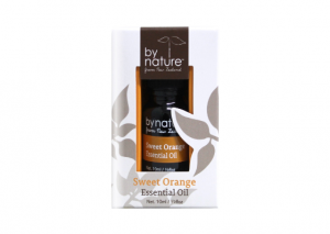 by nature Sweet Orange Essential Oil Reviews