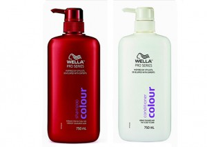 Wella Pro Colour Shampoo and Conditioner Review