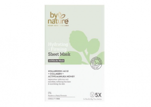 by nature Nourishing & Firming Face Mask 5 Pack Reviews