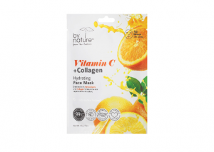 by nature Face Mask with Vitamin C & Collagen Reviews