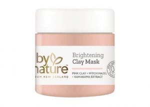 by nature Brightening Pink Clay Mask Reviews