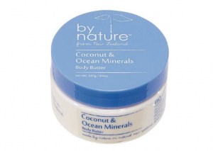 by nature Body Butter Coconut & Ocean Minerals Reviews