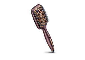 VS Sassoon Frizz Defense Straightening Brush Review
